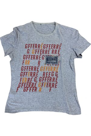 Gianfranco Ferré Grey Cotton T-Shirts