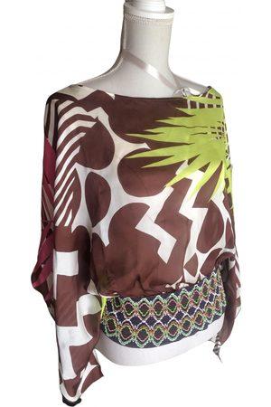 Missoni Women Tops - Multicolour Silk Tops