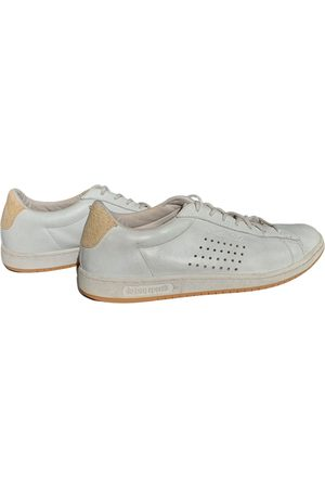 Le Coq Sportif Leather Trainers