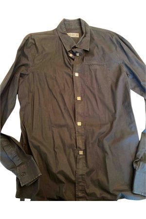 DIRK BIKKEMBERGS Men Shirts - Cotton Shirts