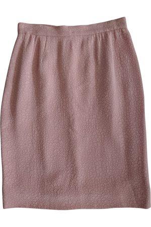 VALENTINO GARAVANI Silk Skirts