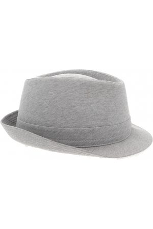 Dior Men Hats - Grey Cotton Hats & Pull ON Hats