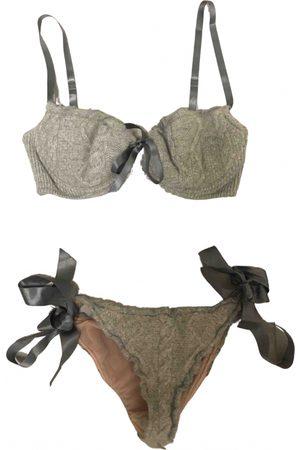 Benetton Wool lingerie set