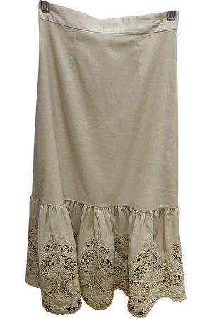 ZIMMERMANN Cotton Skirts