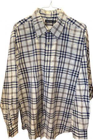 Nautica Multicolour Cotton Shirts