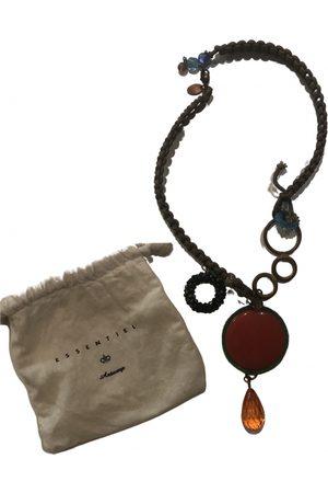 Essentiel Antwerp Multicolour Metal Necklaces