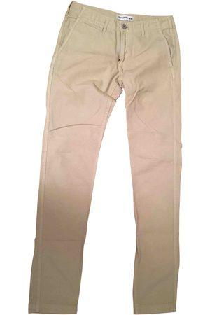 Inès De La Fressange Paris Linen Trousers