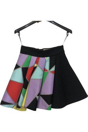 FAUSTO PUGLISI Multicolour Silk Skirts