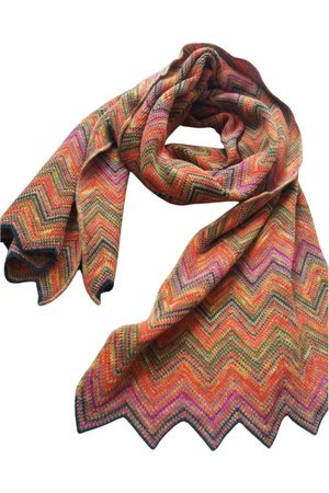 Missoni Women Scarves - Multicolour Wool Scarves