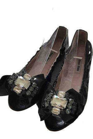 Miu Miu Patent leather ballet flats