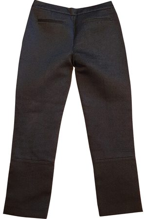Sandro Polyester Trousers