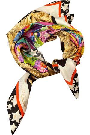 Roberto Cavalli Multicolour Silk Scarves