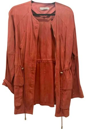 UTERQUE Leather Jackets