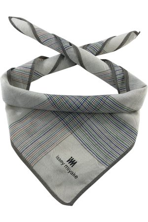 Issey Miyake Multicolour Cotton Scarves & Pocket Squares