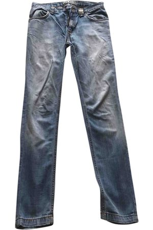 DIRK BIKKEMBERGS Cotton Jeans
