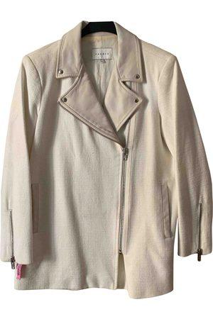 Sandro Leather Jackets