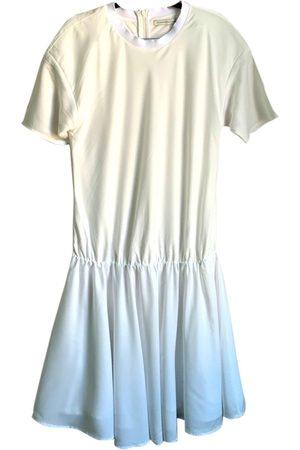 FALL WINTER SPRING SUMMER Ecru Cotton Dresses