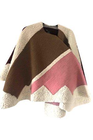 Maje Multicolour Wool Jackets