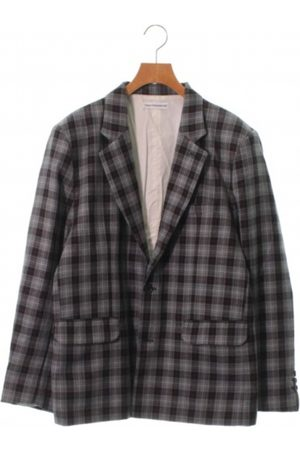 GOSHA RUBCHINSKIY Grey Jackets