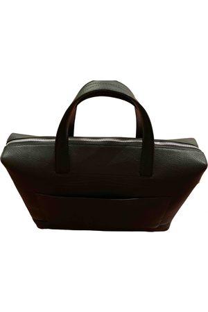 LANCEL Graphic leather satchel
