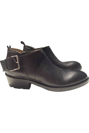 COTÉLAC Cotélac Leather Ankle Boots