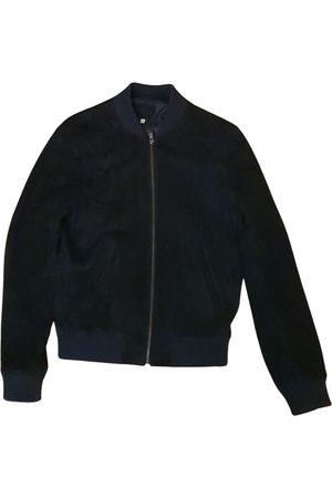 BALIBARIS Men Gilets - Leather vest