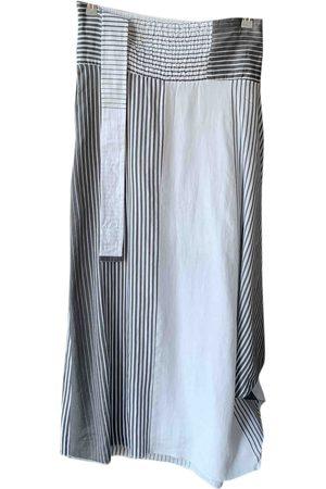 Ixos Multicolour Linen Skirts