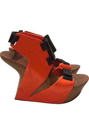 united nude Women High Heels - Plastic Heels