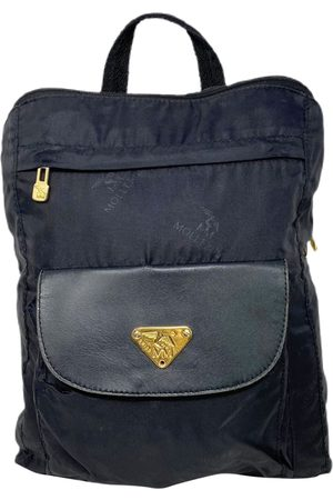 Maison Mollerus Cloth Backpacks