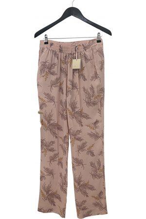 Julie Fagerholt Heartmade Silk Trousers