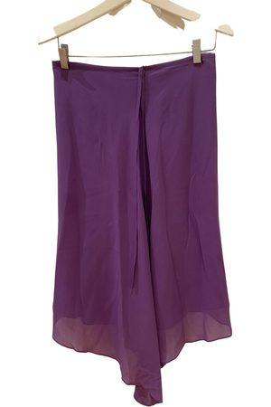 Hoss Intropia Silk mid-length skirt