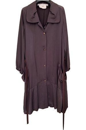 ANNE VALERIE HASH Women Coats - Silk Coats