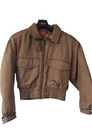 Daniel Hechter Polyester Leather Jackets