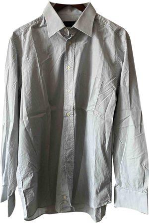 Nina Ricci Grey Cotton Shirts