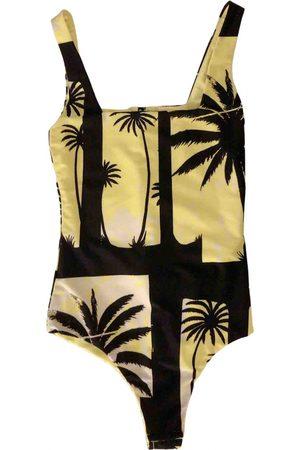 FAUSTO PUGLISI Multicolour Synthetic Swimwear