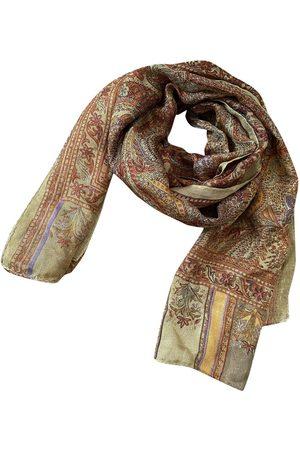 KRIZIA Multicolour Silk Scarves