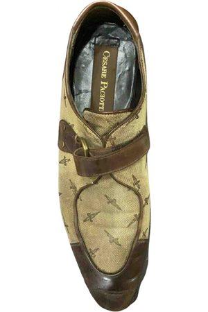 Cesare Paciotti Leather Lace UPS