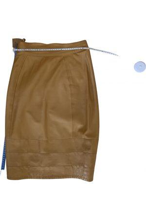 JITROIS Leather Skirts