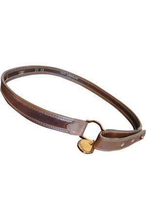 GUY LAROCHE Leather Belts