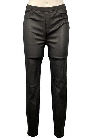 AUTRE MARQUE Women Leather Pants - Leather trousers