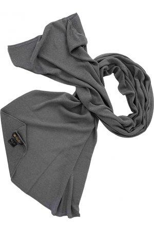 Loro Piana Grey Linen Scarves