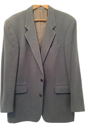 Kenzo Grey Cashmere Jackets
