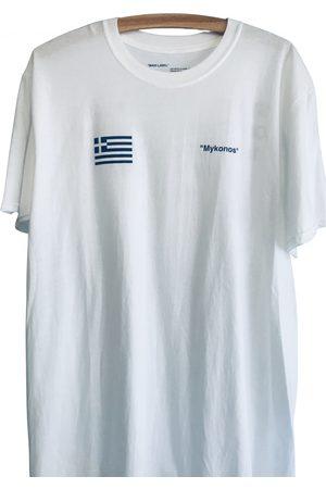 OFF-WHITE Cotton T-Shirts