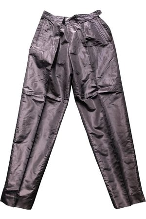 Holiday Silk Trousers