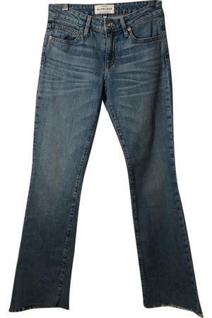 SLVRLAKE Multicolour Cotton Jeans