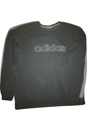 adidas Khaki Polyester Knitwear & Sweatshirts