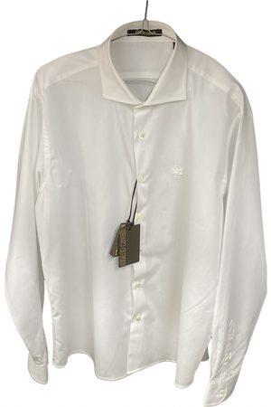 Roberto Cavalli Cotton Shirts