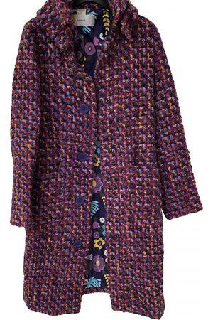 Cacharel Multicolour Wool Coats