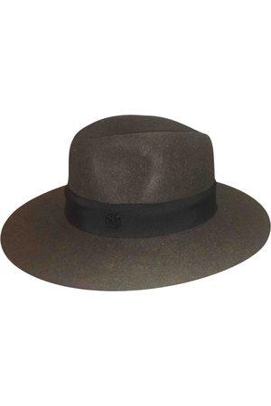Le Mont St Michel Khaki Hats