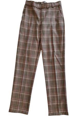 Mos Mosh Cotton Trousers